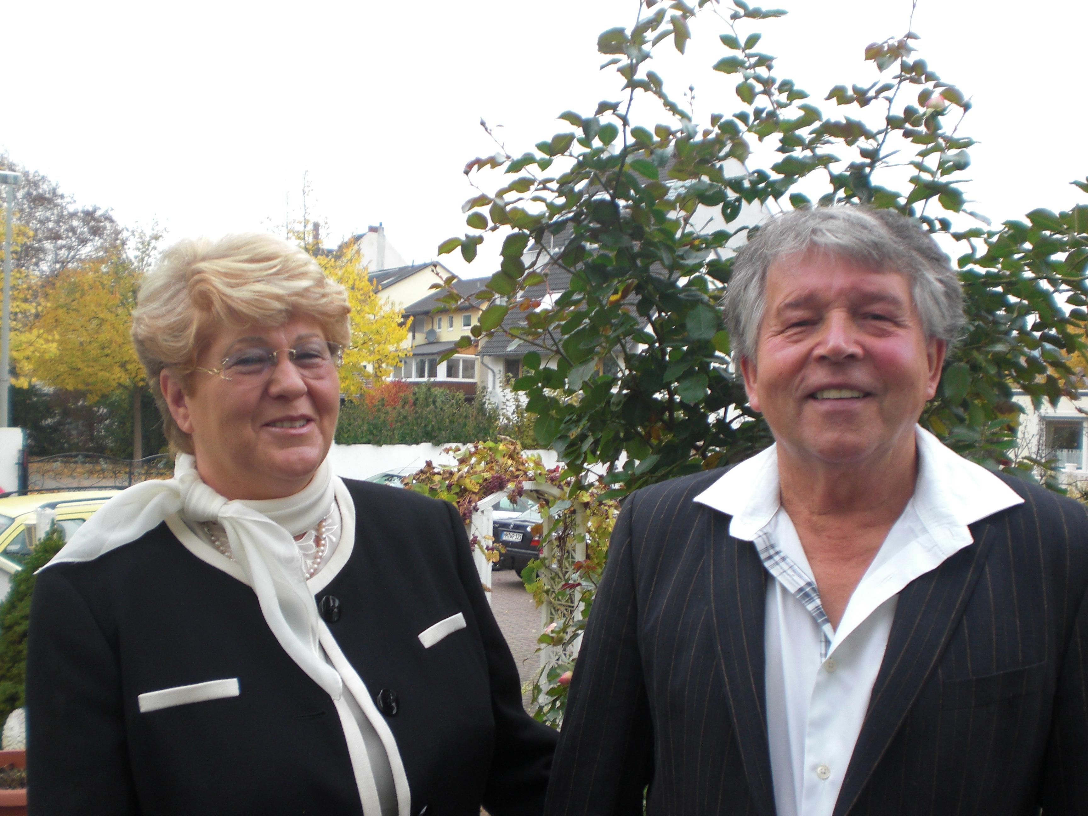 Ihre Gastgeber Ehepaar Nehring